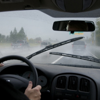 Driving During Rain